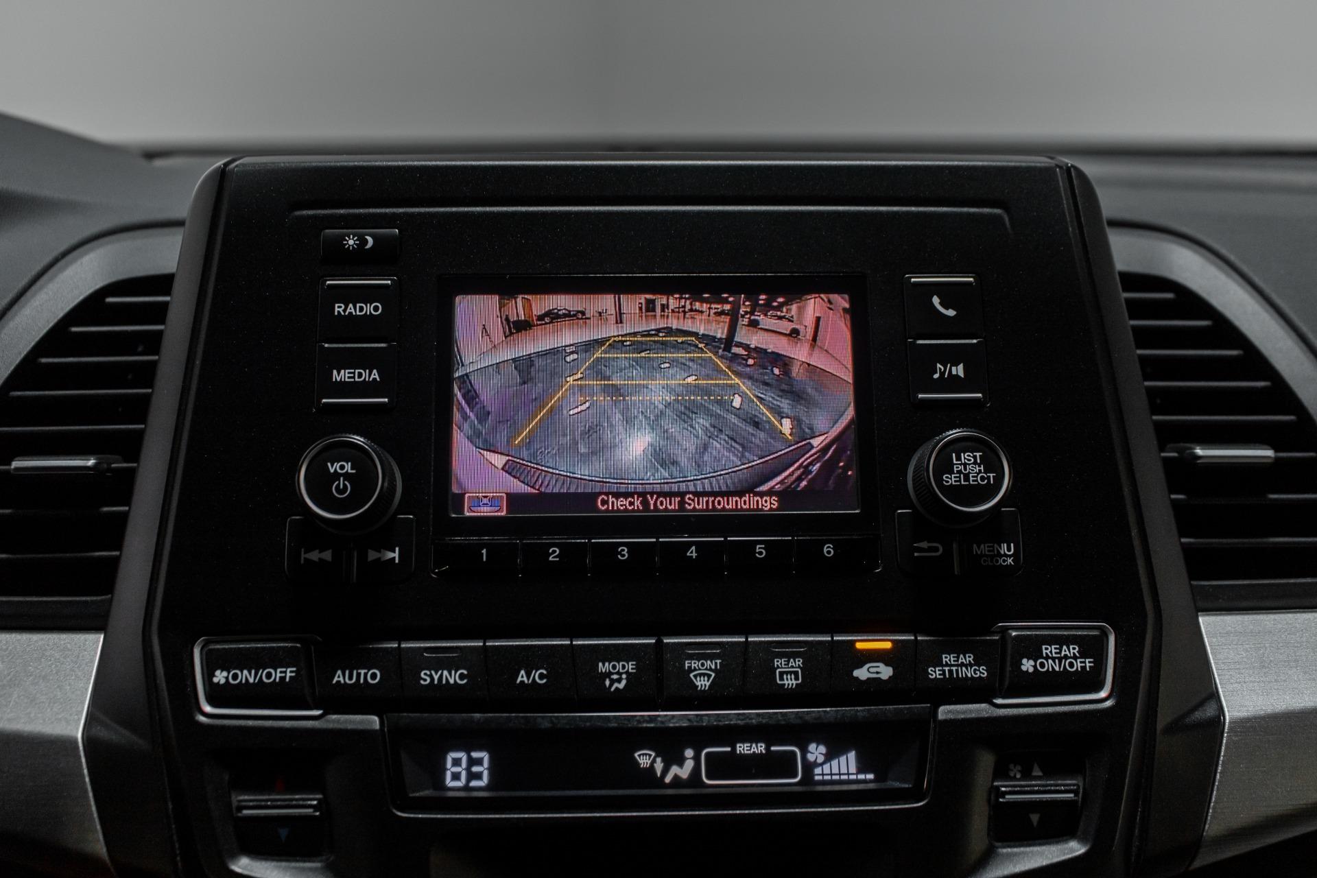 Used 2018 Honda Odyssey LX Minivan 4D