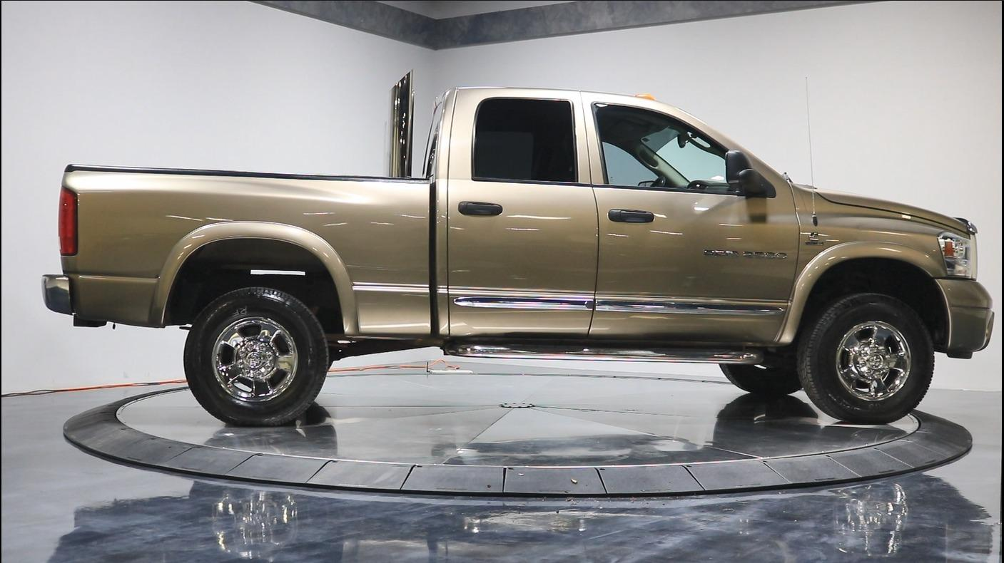 Used 2006 Dodge Ram Pickup 2500 Laramie
