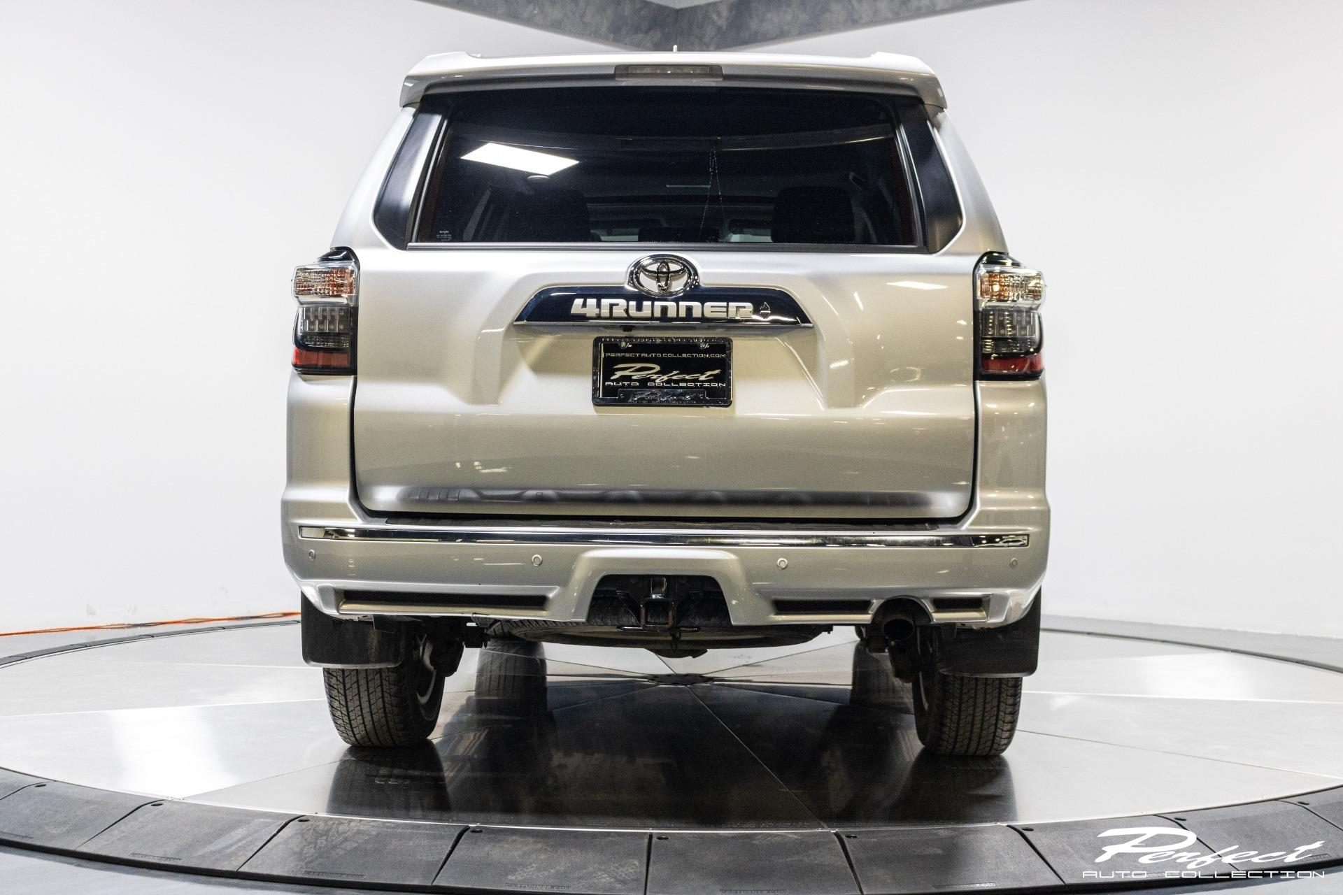 Used 2018 Toyota 4Runner Limited