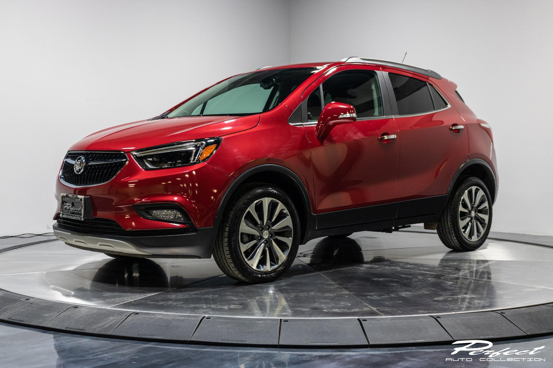 Used 2019 Buick Encore Essence for sale $16,493 at Perfect Auto Collection in Akron OH 44310 1