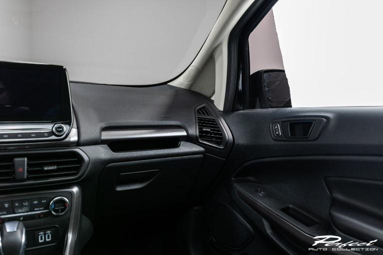 Used 2019 Ford EcoSport SES