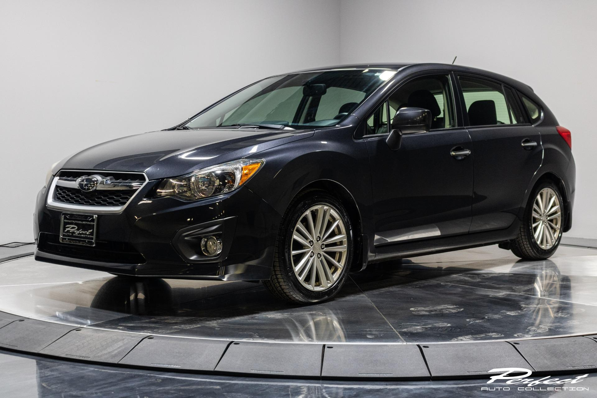 Used 2014 Subaru Impreza 2.0i Limited for sale Sold at Perfect Auto Collection in Akron OH 44310 1