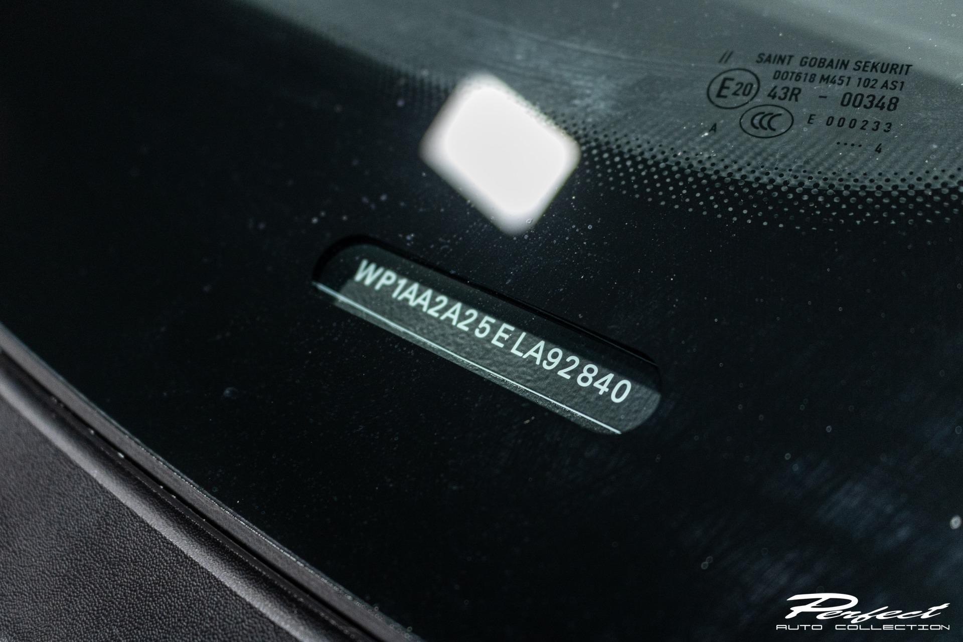 Used 2014 Porsche Cayenne Platinum