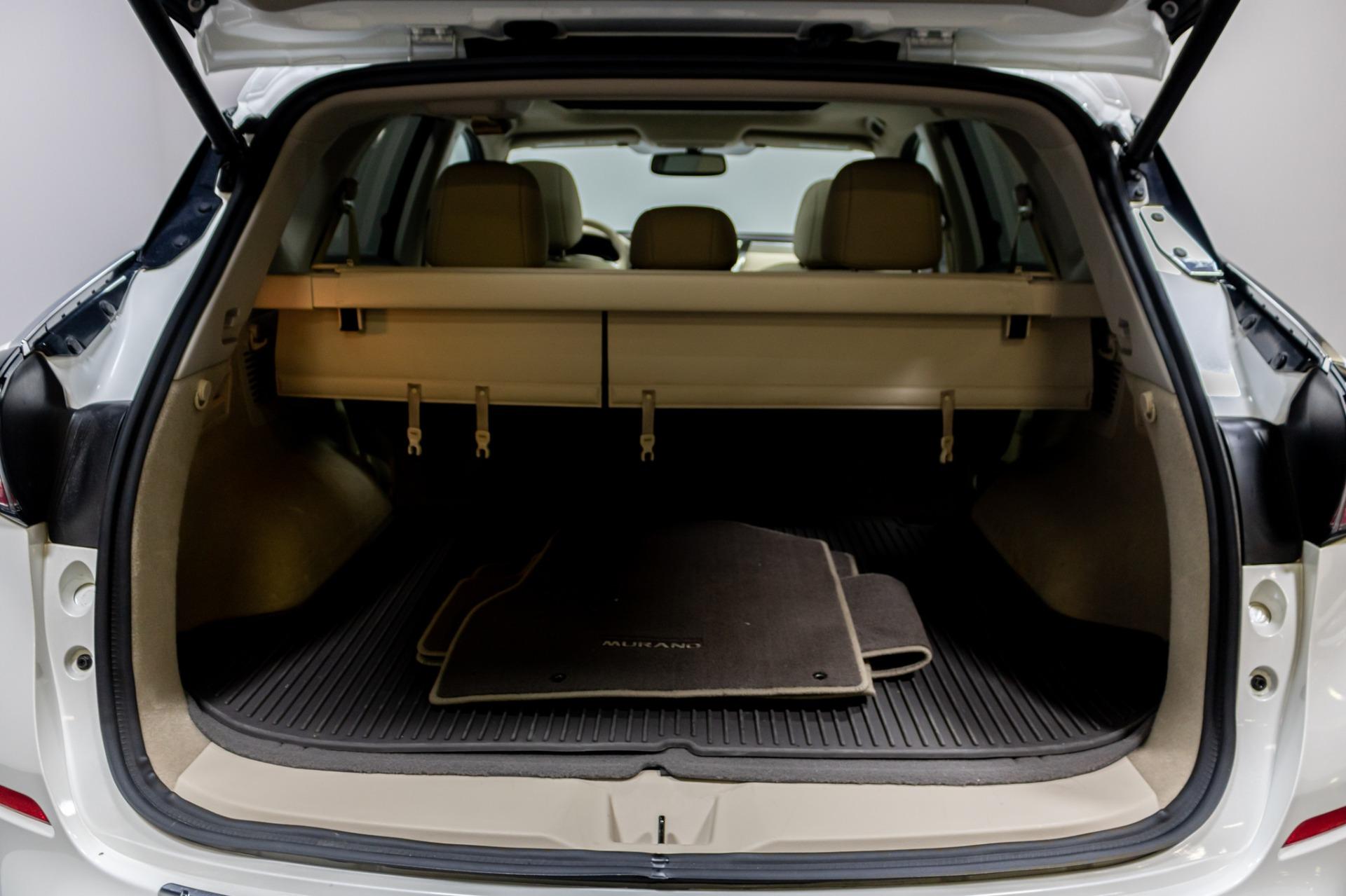 Used 2018 Nissan Murano Platinum Sport Utility 4D