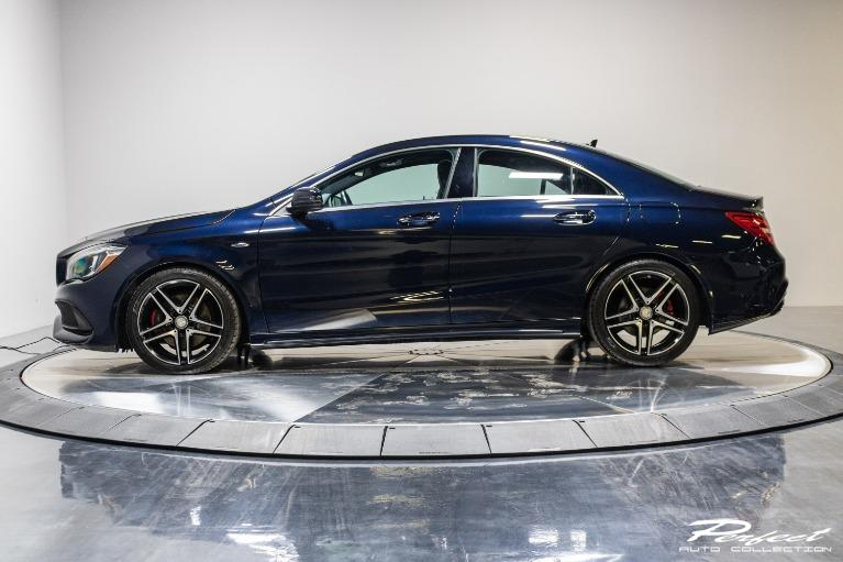 Used 2017 Mercedes Benz CLA CLA 250 Red Edition