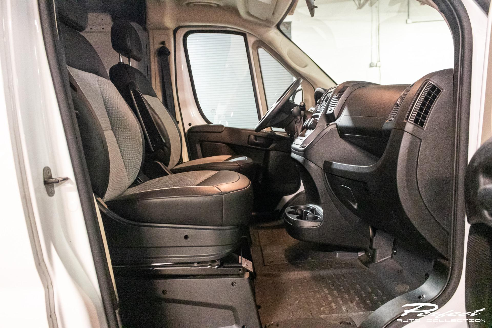 Used 2019 Ram ProMaster Cargo 1500 136 WB