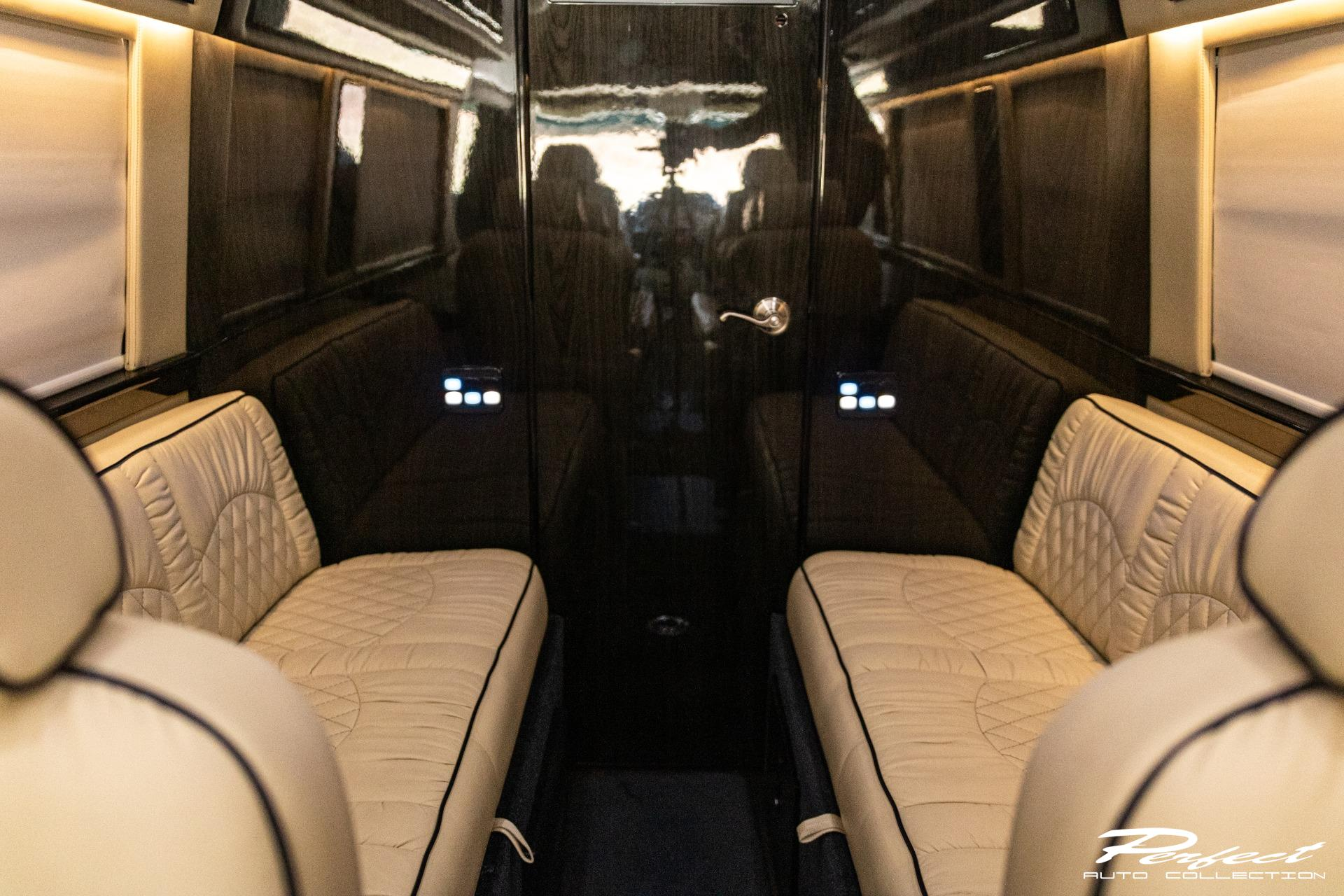 Used 2016 Mercedes Benz Sprinter Cab Chassis 3500