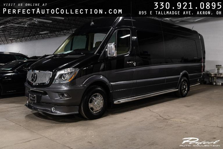 Used 2016 Mercedes-Benz Sprinter Cab Chassis 3500 for sale Sold at Perfect Auto Collection in Akron OH 44310 1