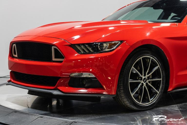 Used 2016 Ford Mustang EcoBoost