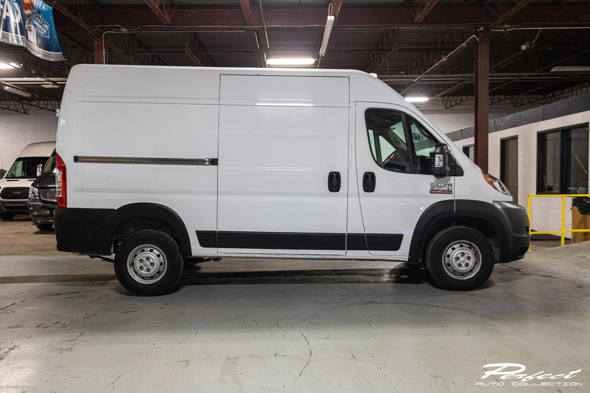 Used 2019 Ram ProMaster Cargo 2500 136 WB