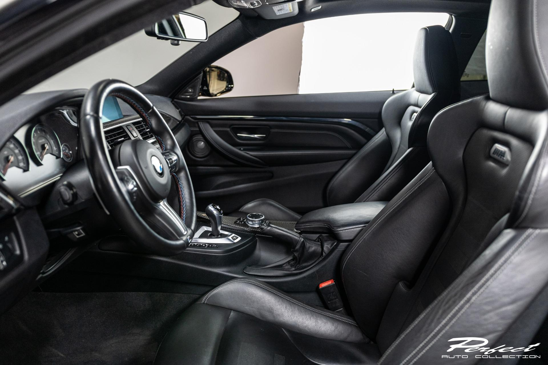 Used 2017 BMW M4 2 Door Coupe Competition Package