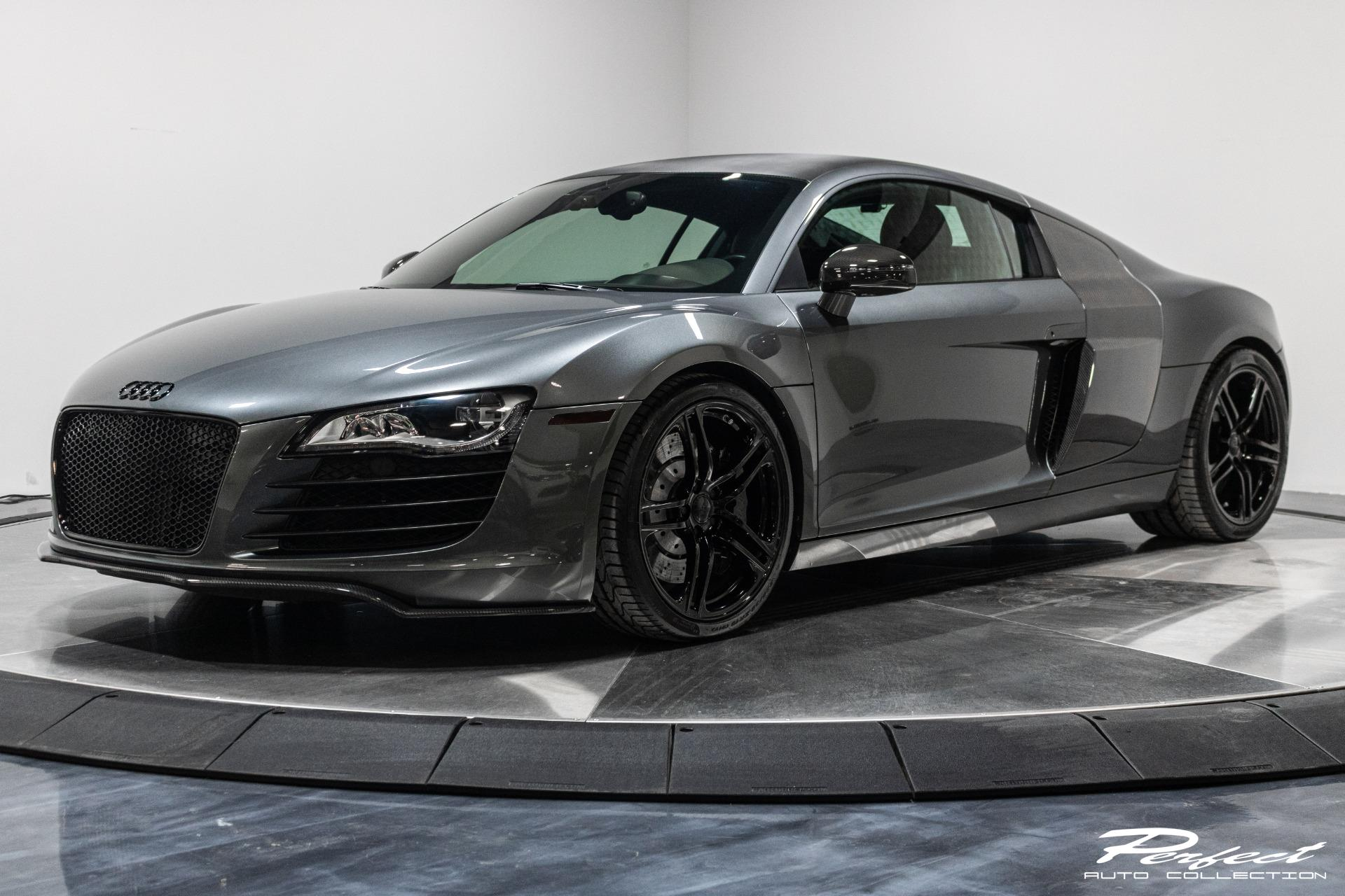 Used 2012 Audi R8 4.2 quattro for sale Sold at Perfect Auto Collection in Akron OH 44310 1