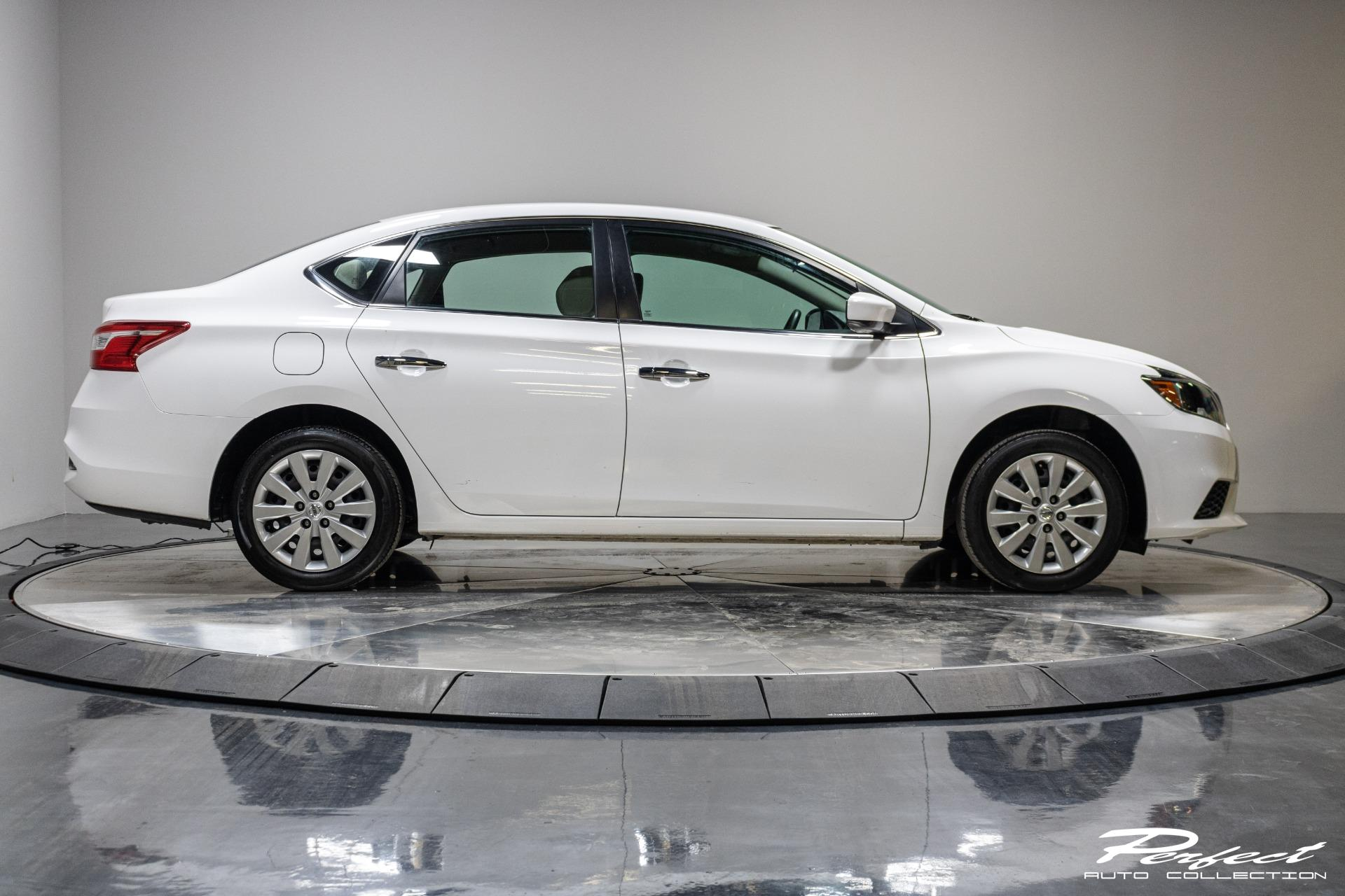 Used 2017 Nissan Sentra S