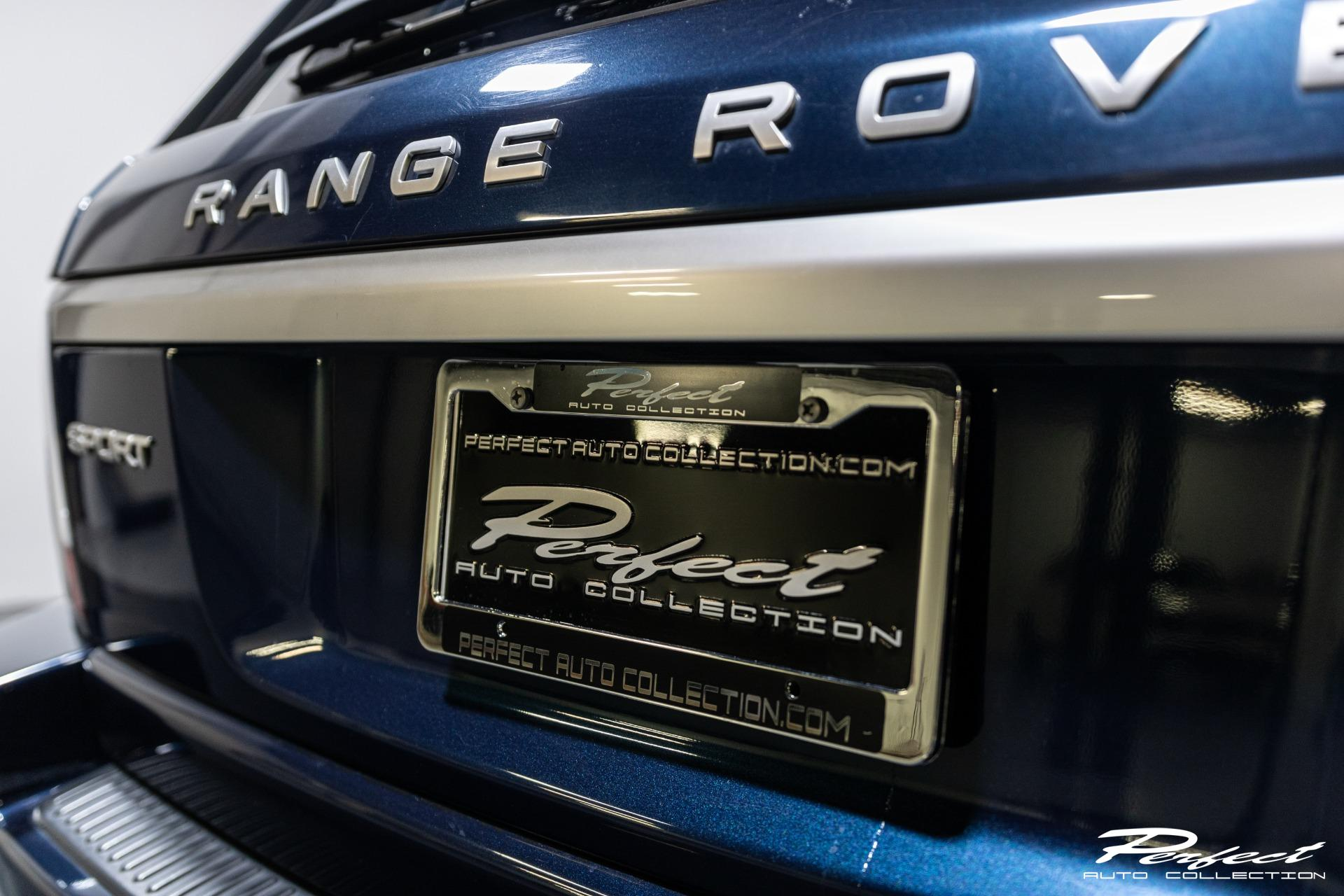 Used 2013 Land Rover Range Rover Sport Supercharged