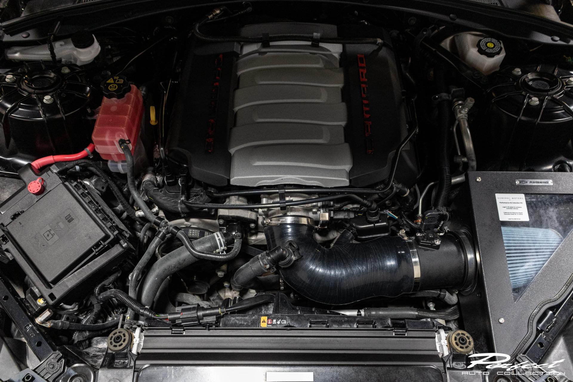 Used 2019 Chevrolet Camaro SS