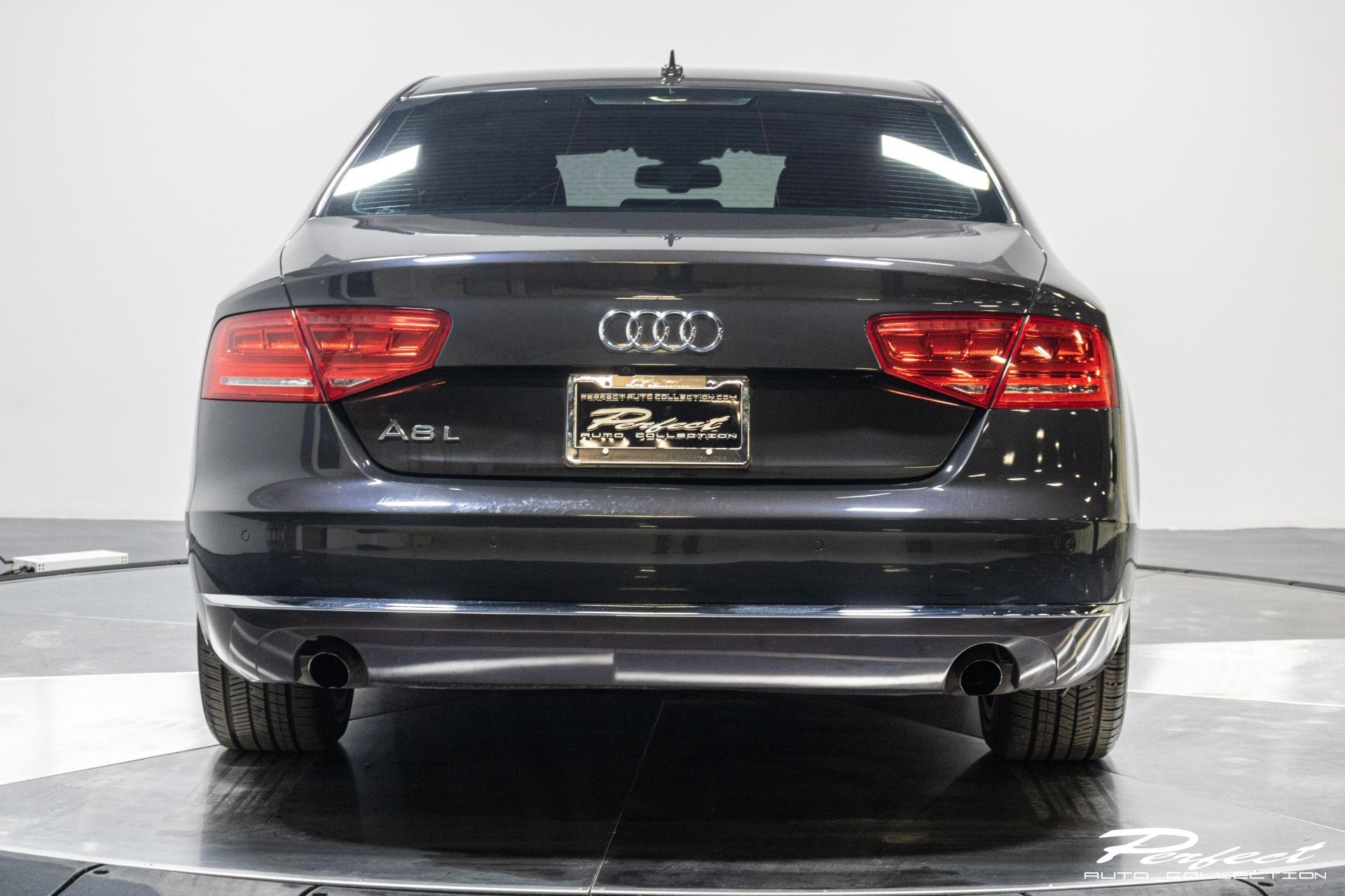 Used 2014 Audi A8 L 30T quattro