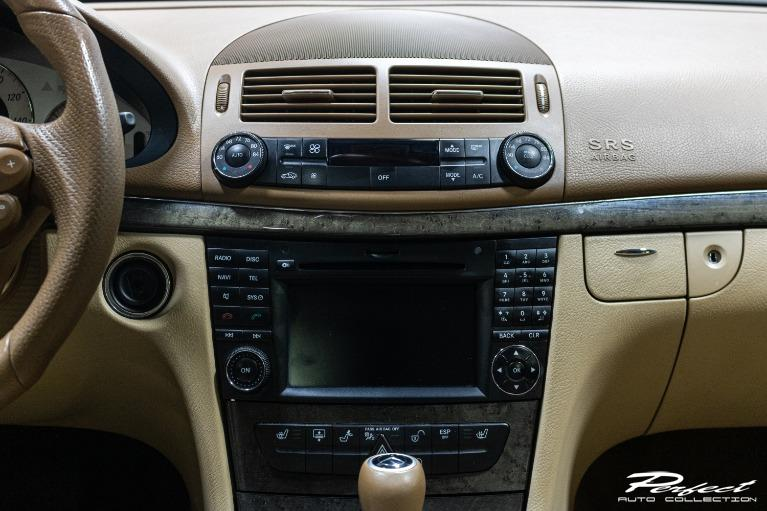 Used 2009 Mercedes Benz E Class E 350 4MATIC