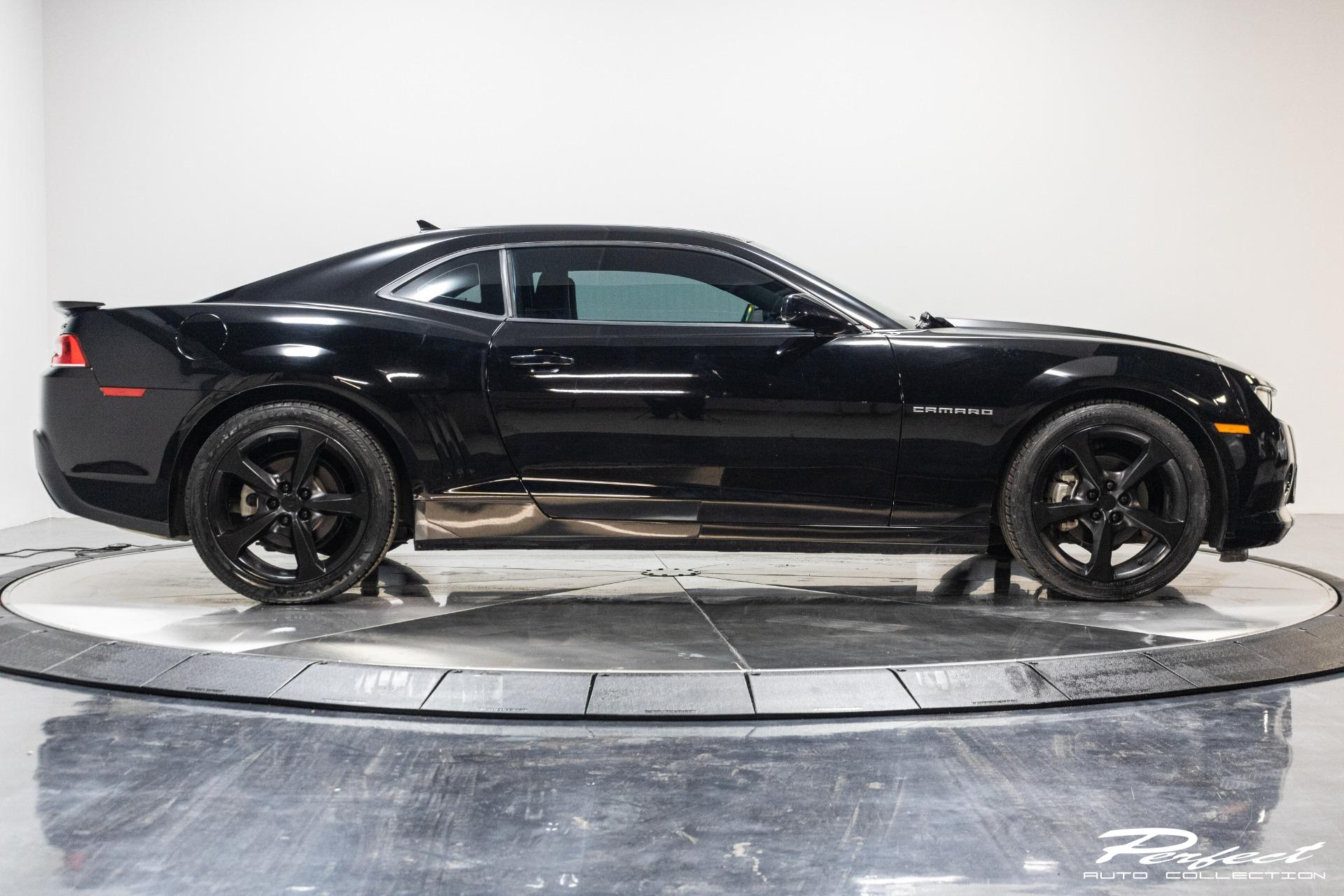 Used 2014 Chevrolet Camaro LT