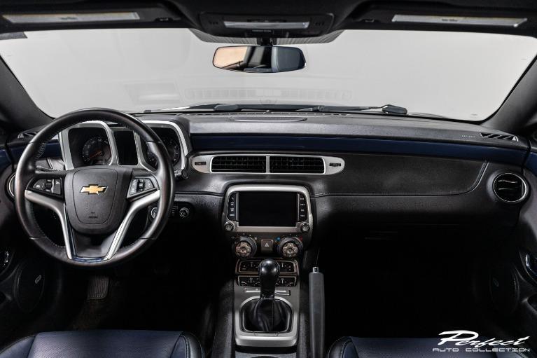 Used 2014 Chevrolet Camaro LT