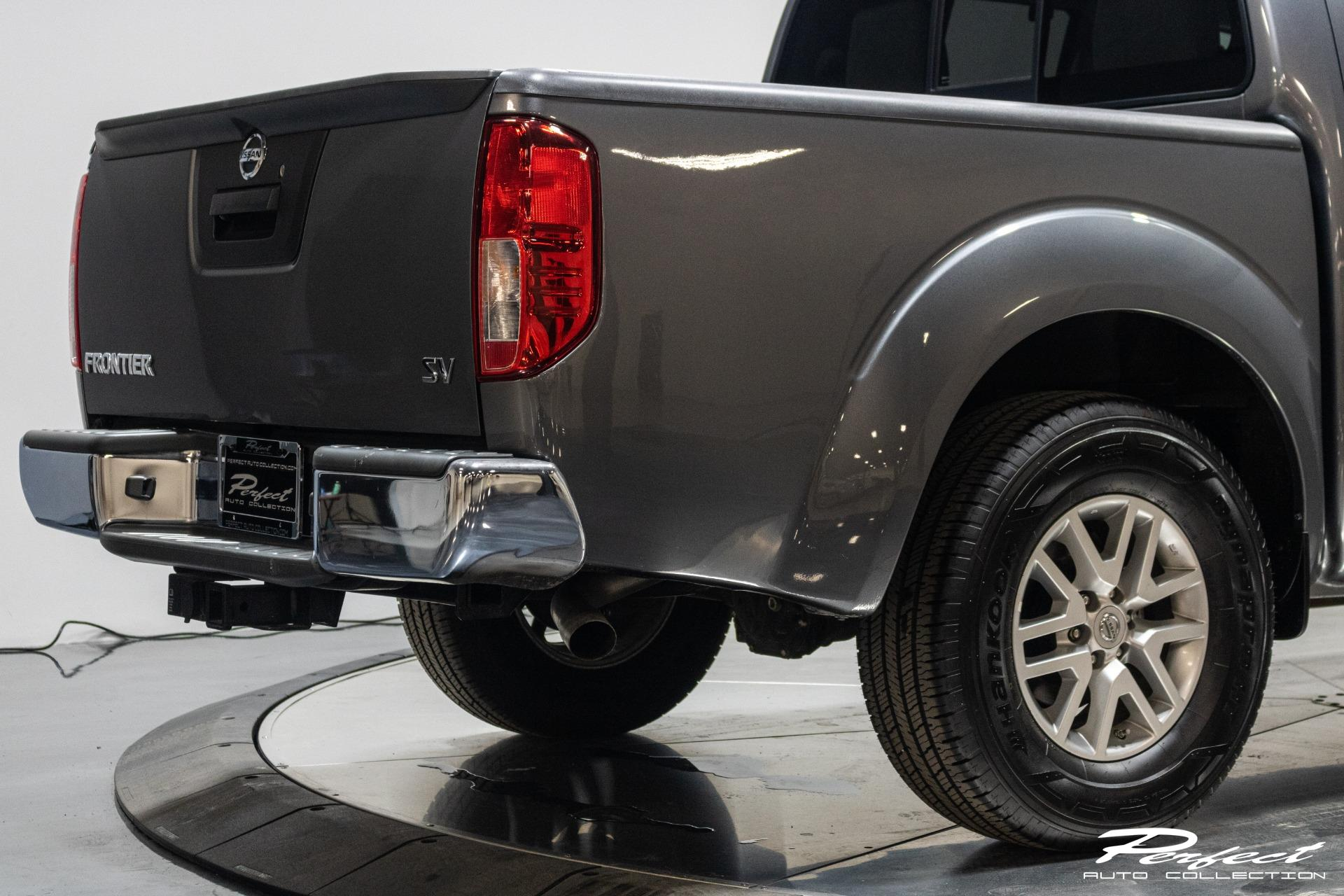 Used 2019 Nissan Frontier SV