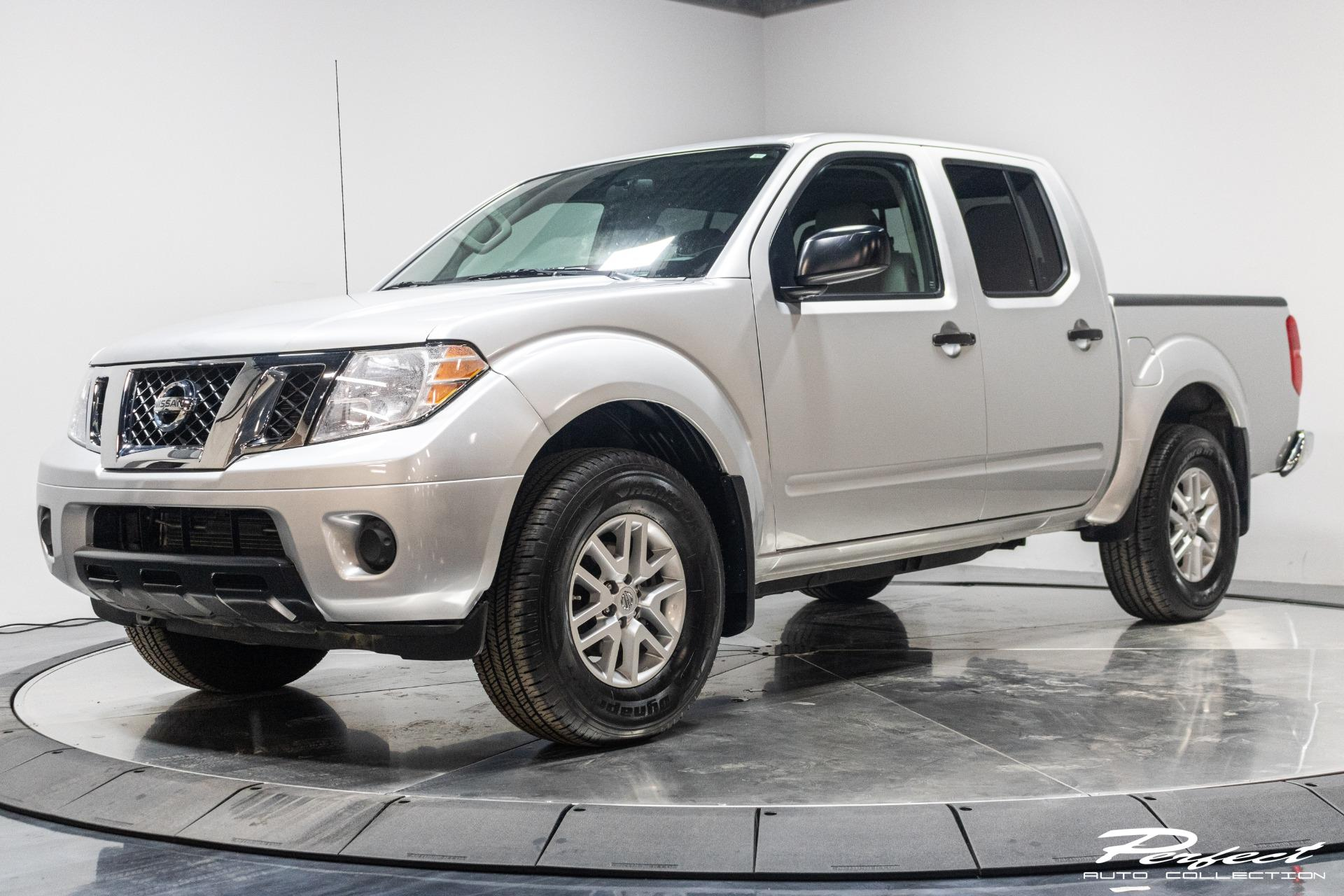 Used 2019 Nissan Frontier SV for sale $20,493 at Perfect Auto Collection in Akron OH 44310 1