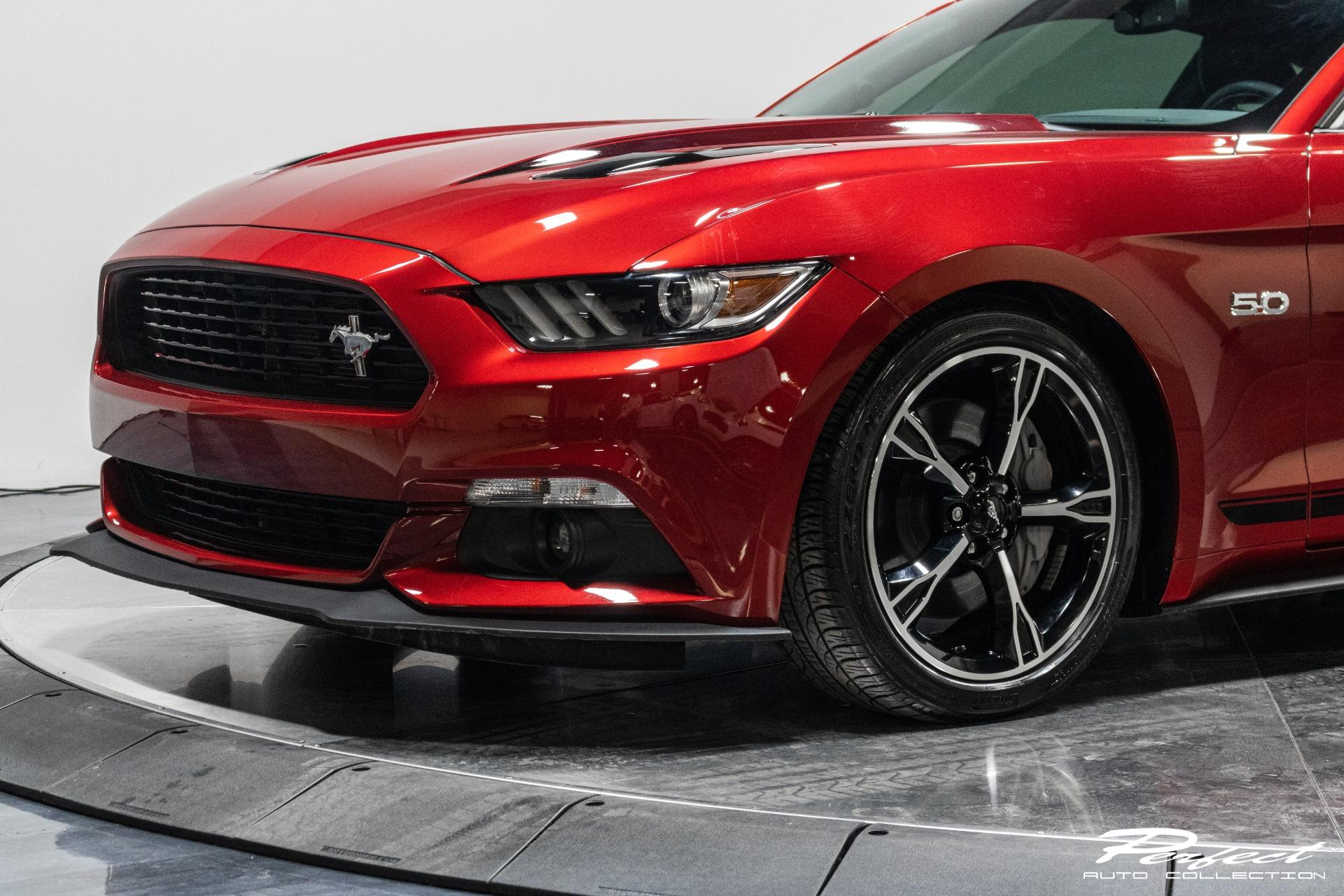 Used 2016 Ford Mustang GT Premium