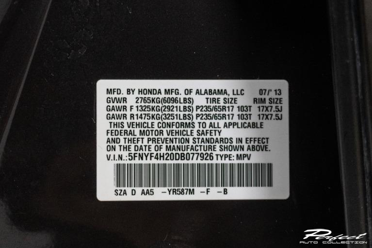 Used 2013 Honda Pilot LX