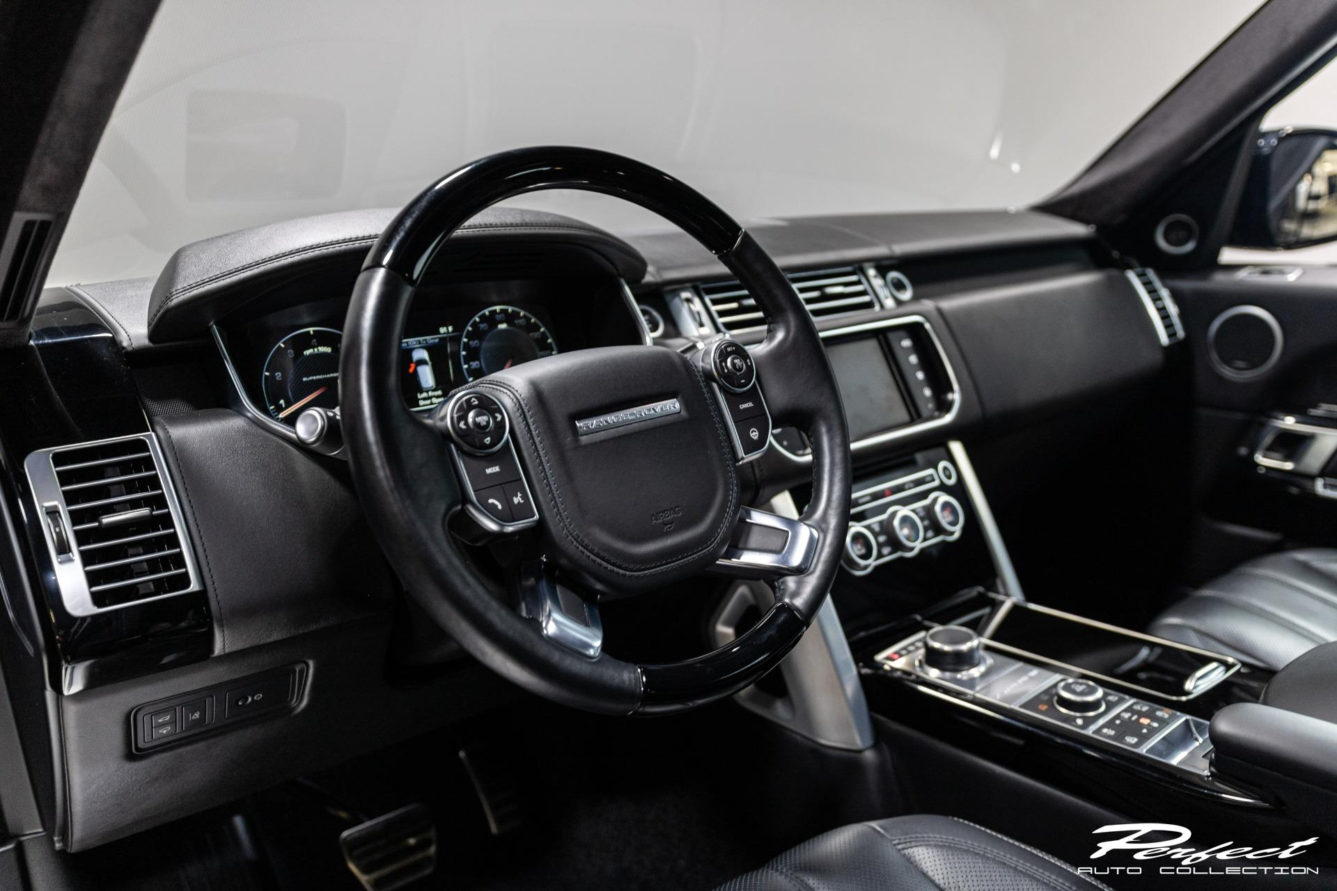 Used 2016 Land Rover Range Rover Autobiography LWB