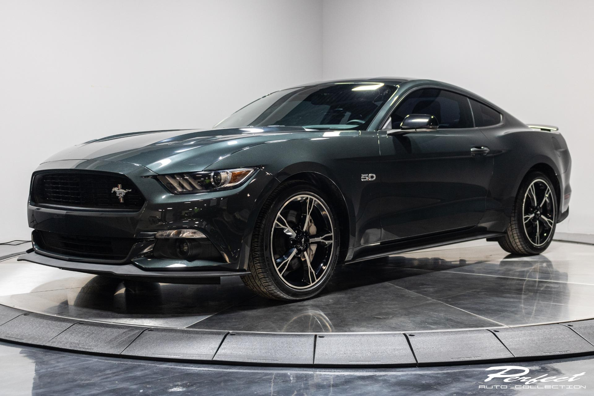 Used 2016 Ford Mustang GT Premium California Edition