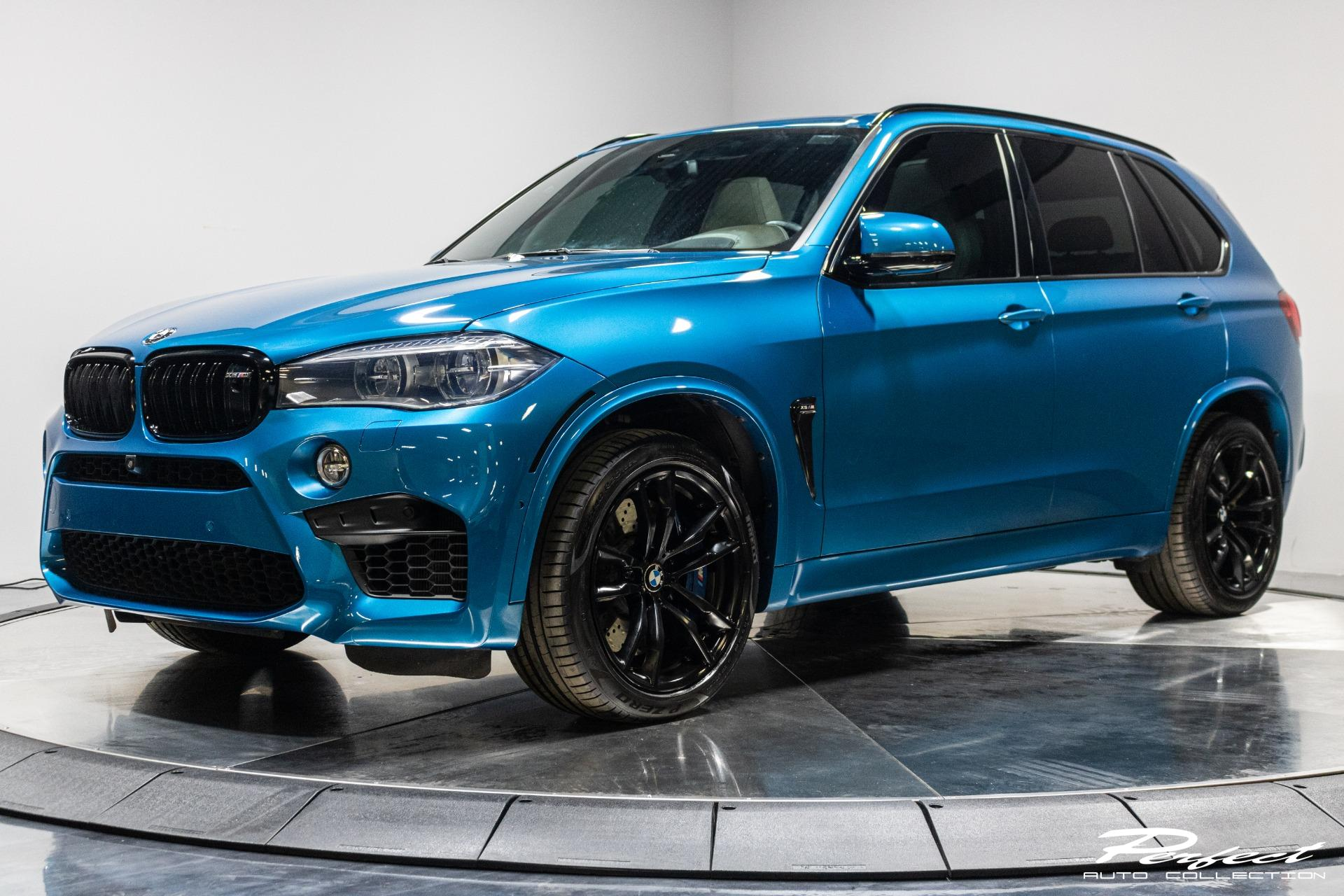 Used 2017 BMW X5 M for sale Sold at Perfect Auto Collection in Akron OH 44310 1