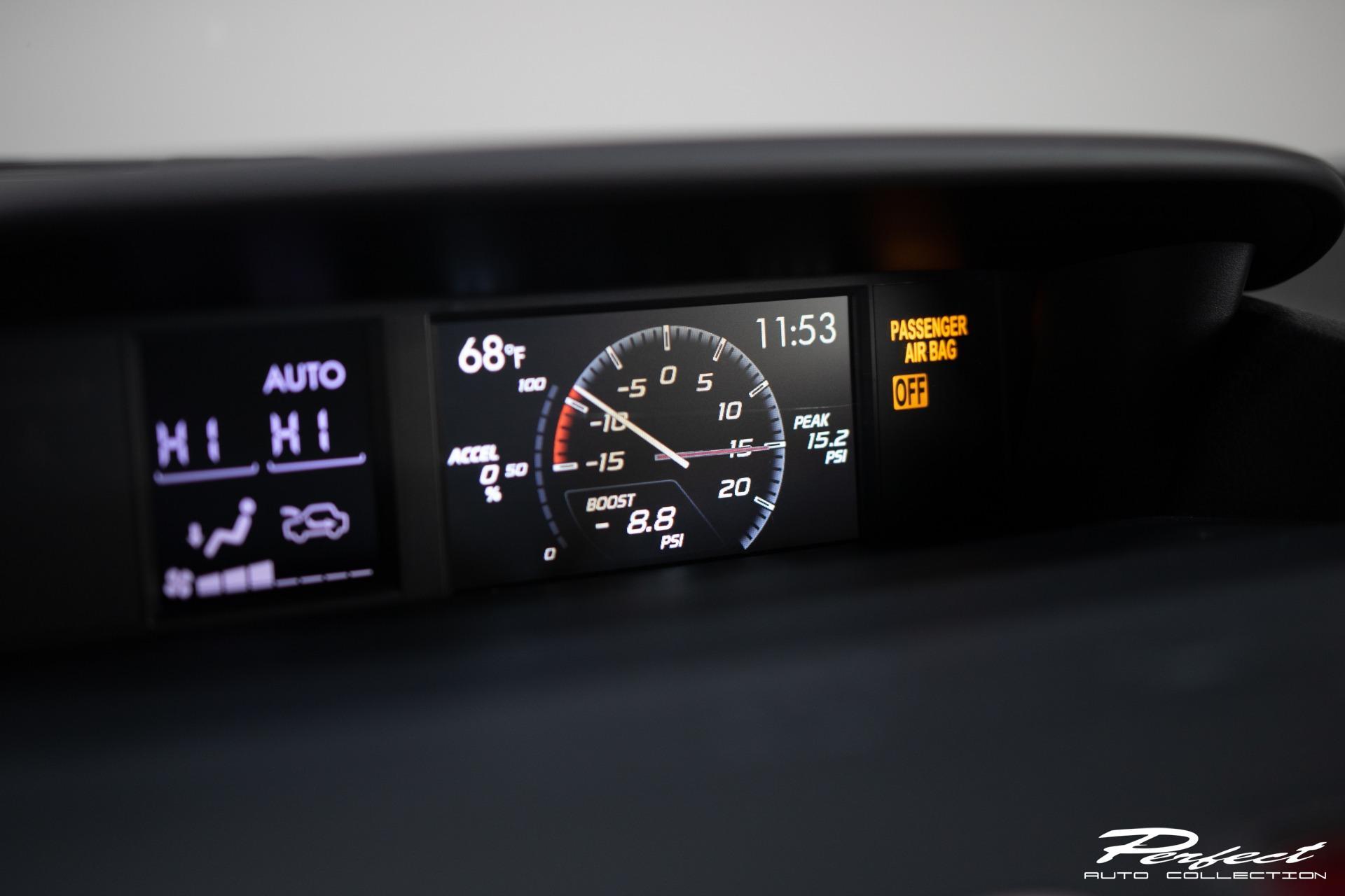 Used 2017 Subaru WRX STI