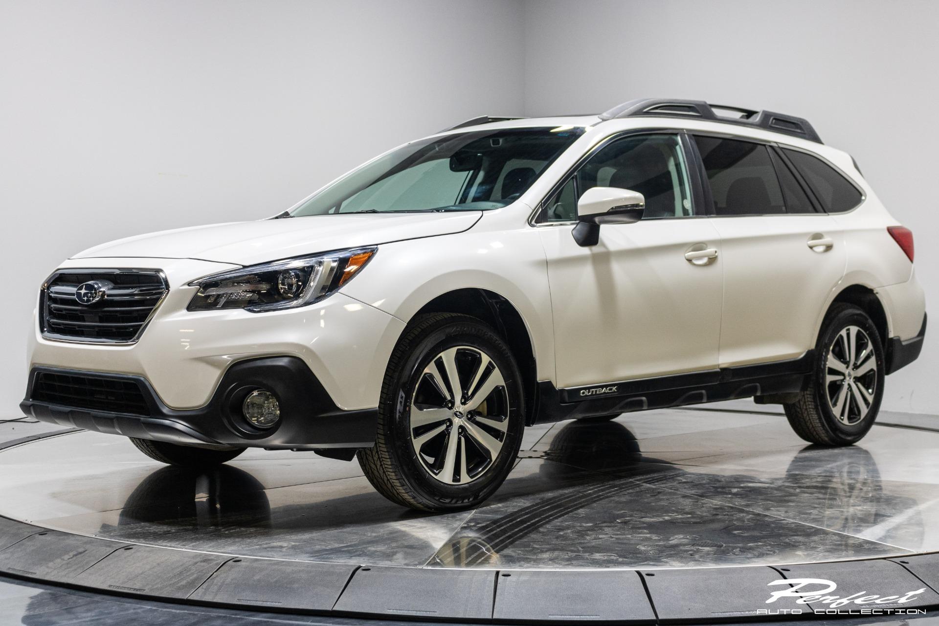 Used 2019 Subaru Outback 2.5i Limited For Sale ($24,973 ...