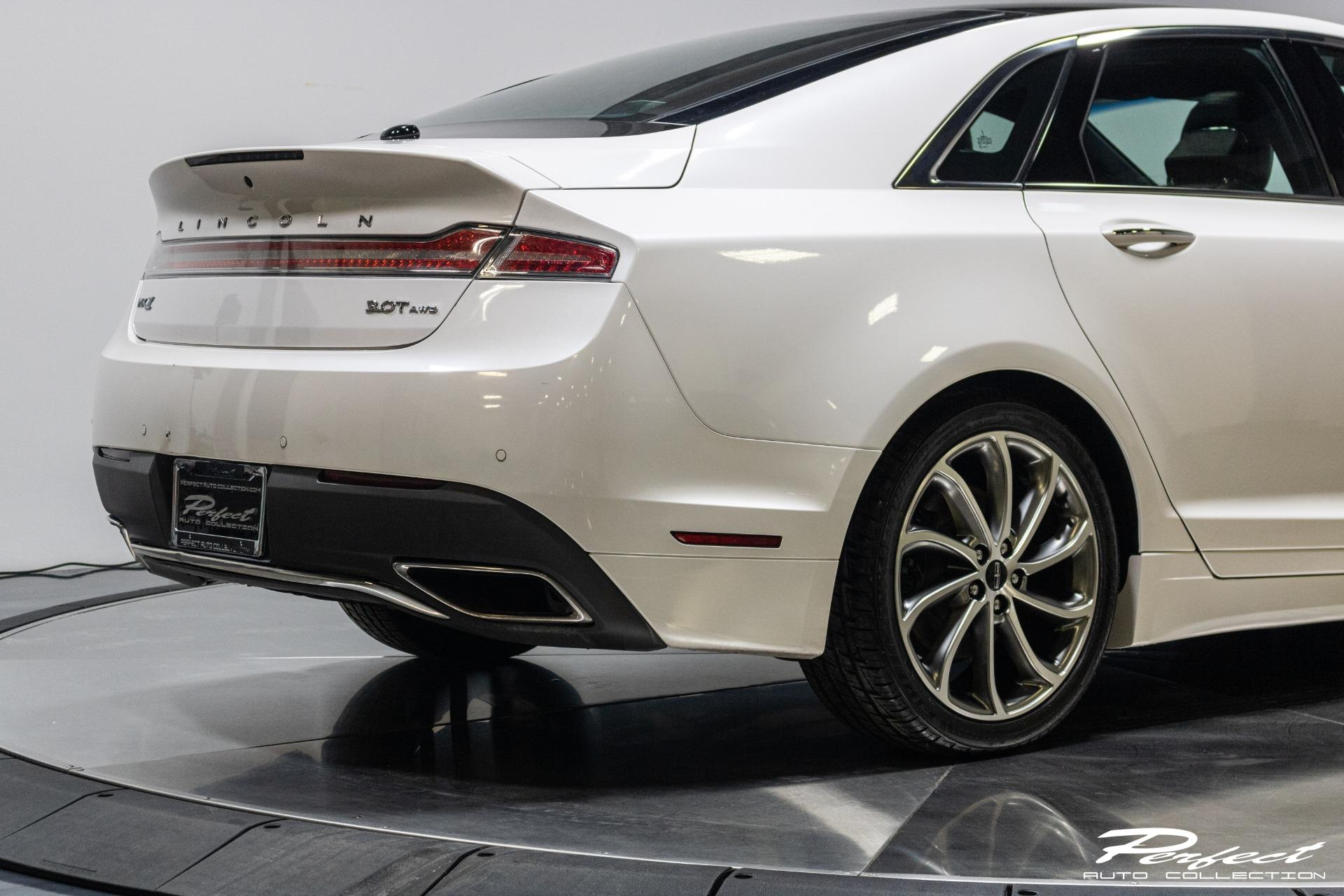 Used 2017 Lincoln MKZ Reserve