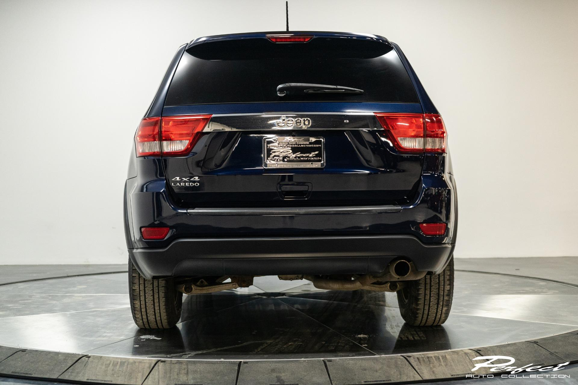 Used 2012 Jeep Grand Cherokee Laredo For Sale ($9,993 ...