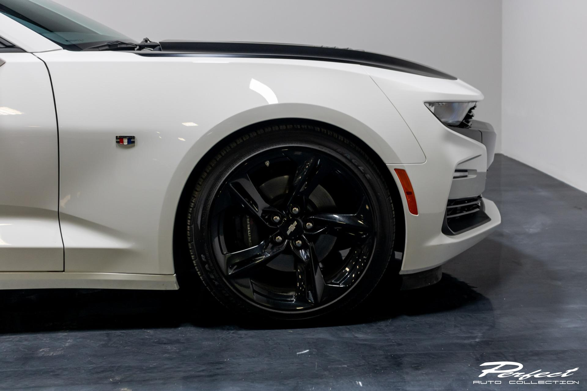 Used 2019 Chevrolet Camaro 2SS Coupe 2D