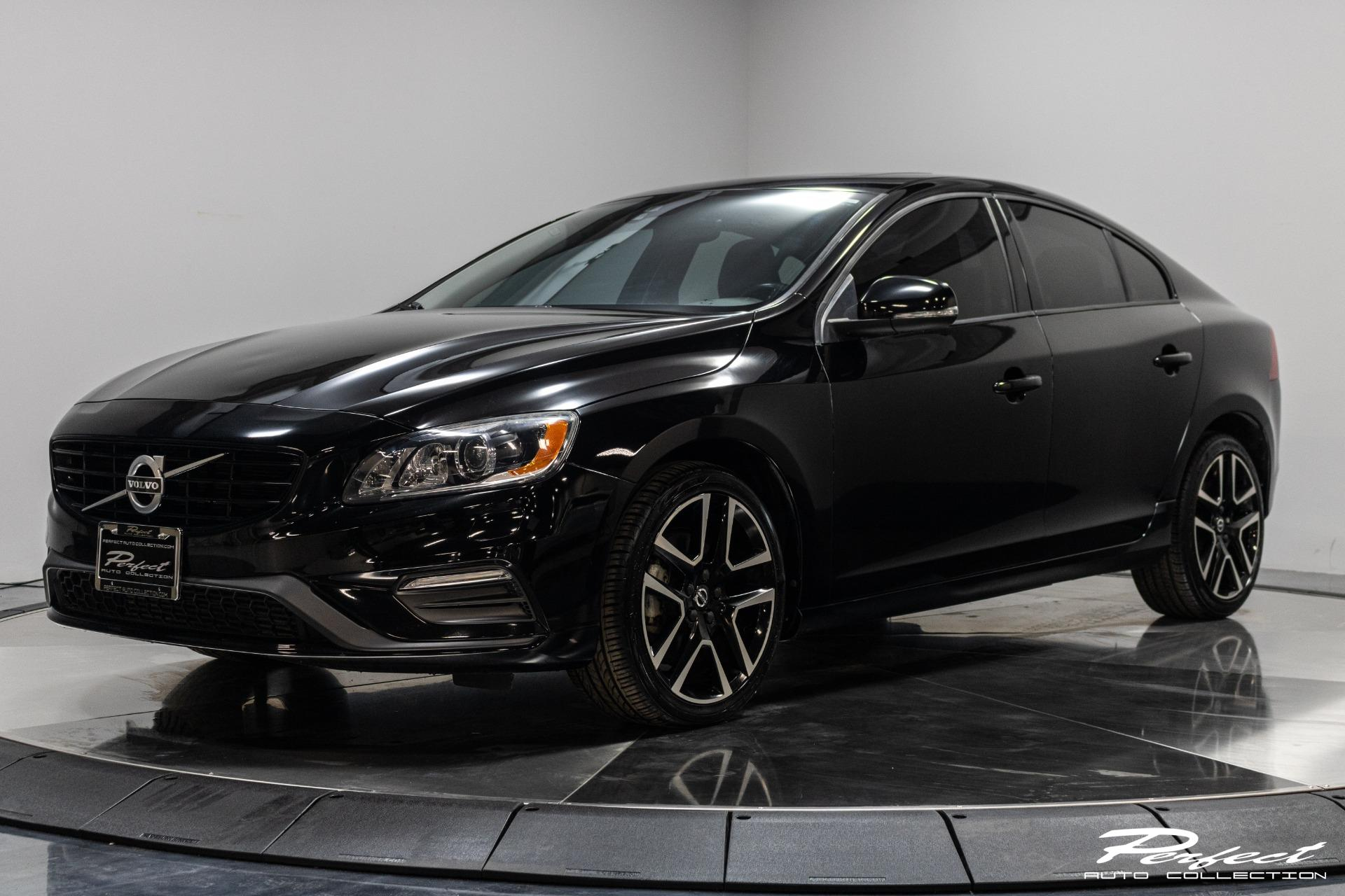 Used 2017 Volvo S60 T5 Dynamic