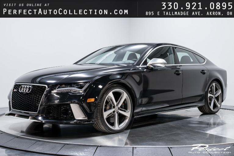 Used 2014 Audi RS 7 4.0T quattro Prestige for sale $62,993 at Perfect Auto Collection in Akron OH 44310 1