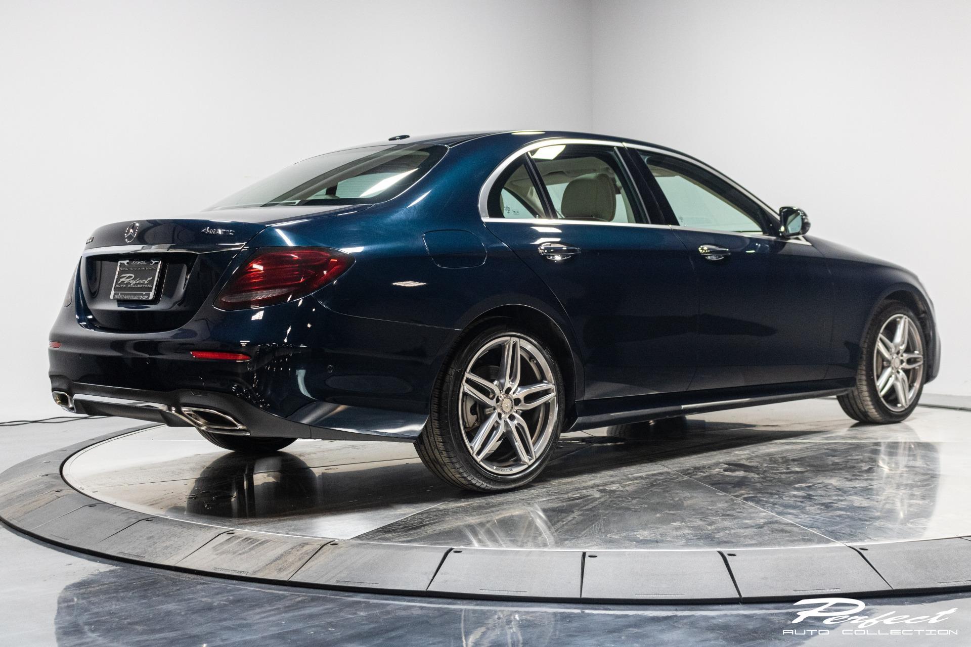Used 2017 Mercedes-Benz E-Class E 300 4MATIC For Sale ...