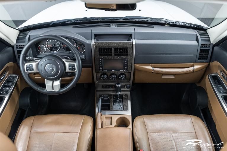 Used 2012 Jeep Liberty Limited