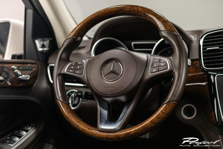 Used 2017 Mercedes Benz GLS GLS 550 4MATIC