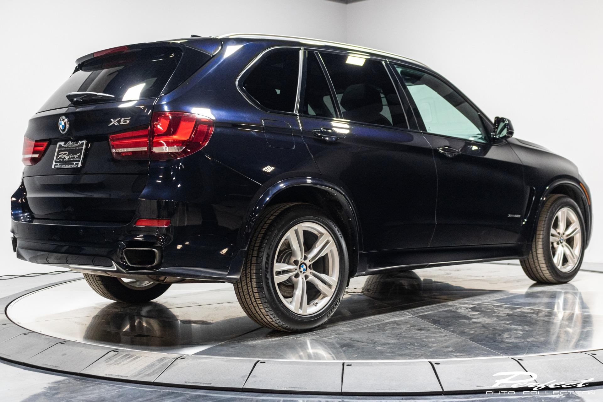 Used 2017 BMW X5 xDrive50i M Sport