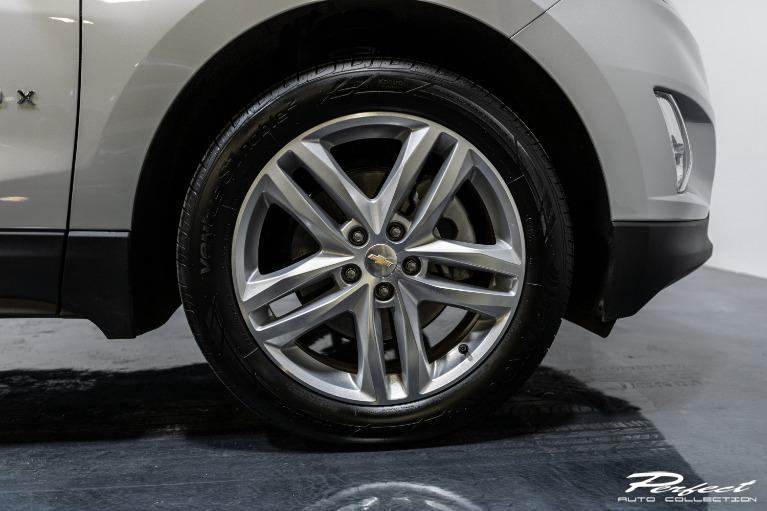 Used 2019 Chevrolet Equinox Premier Sport Utility 4D