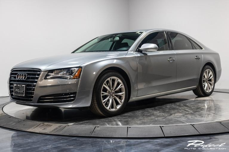 Used 2011 Audi A8 quattro for sale $18,993 at Perfect Auto Collection in Akron OH