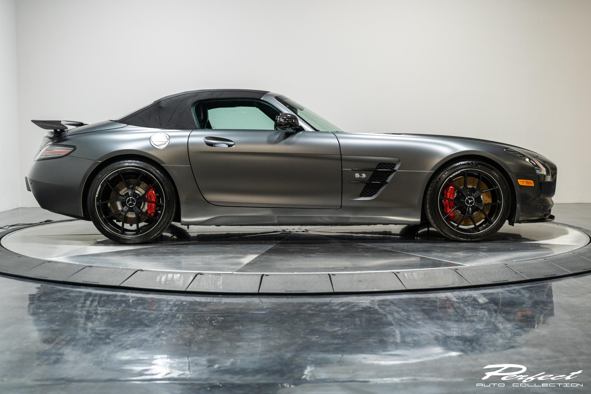 Used 2015 Mercedes Benz SLS AMG GT Final Edition 1 of 350
