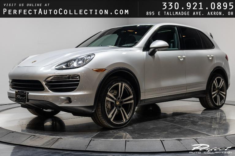 Used 2013 Porsche Cayenne S for sale $28,493 at Perfect Auto Collection in Akron OH 44310 1