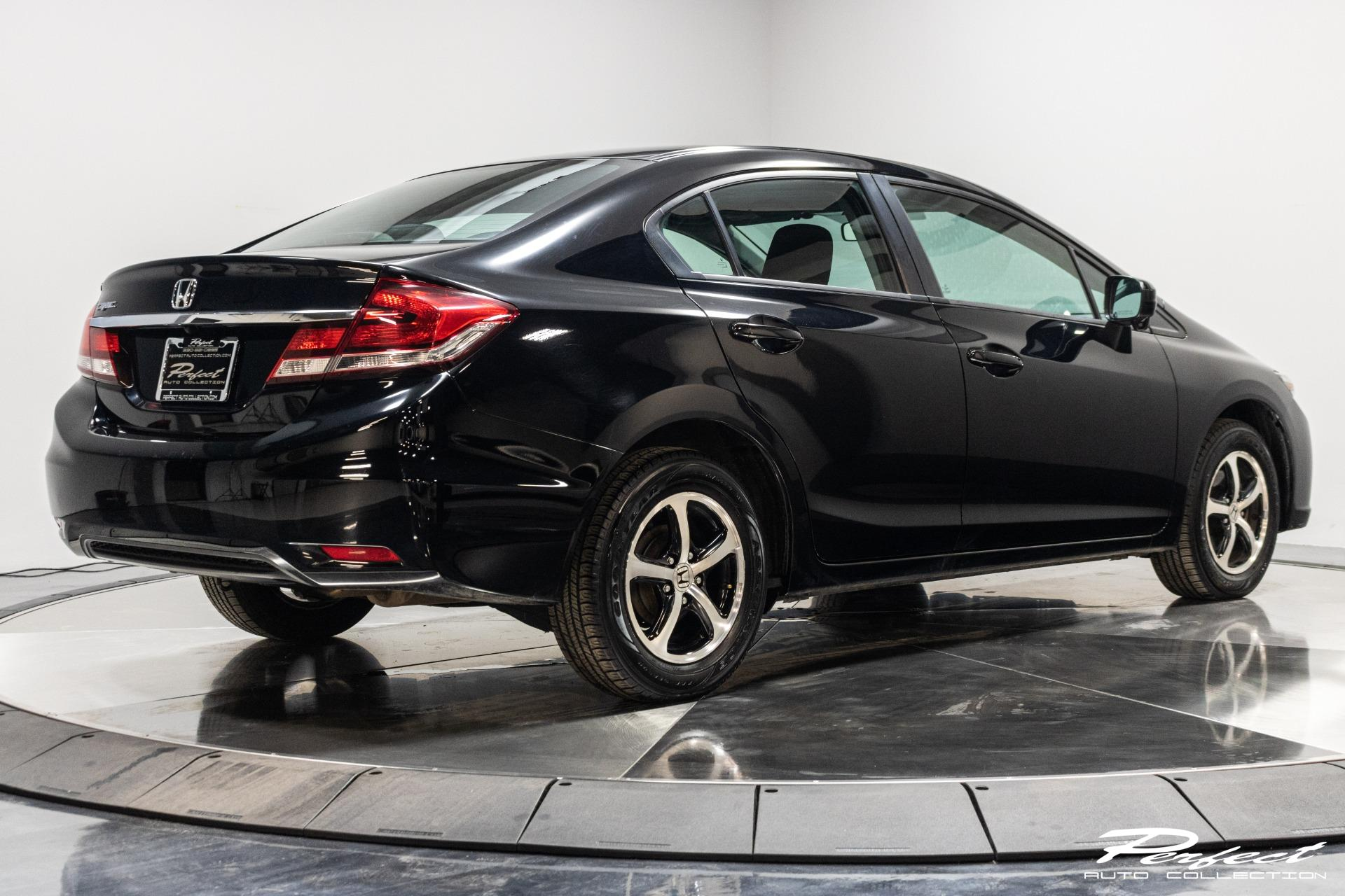 Used 2015 Honda Civic SE