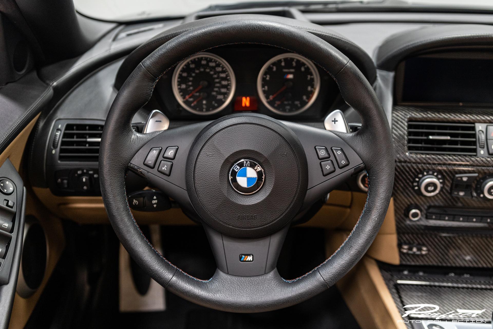 Used 2008 BMW M6