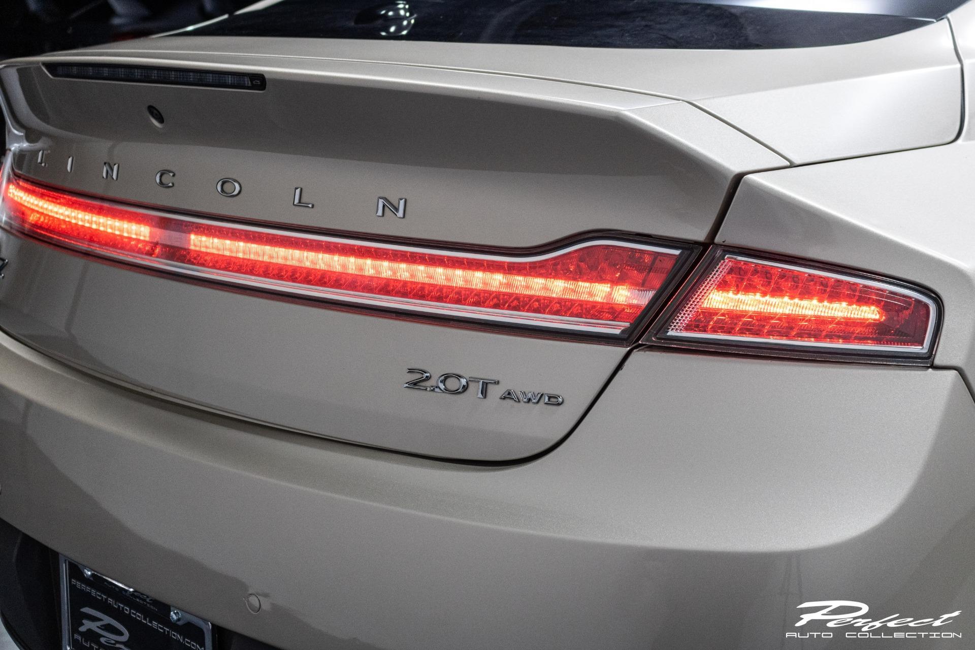 Used 2017 Lincoln MKZ Premiere