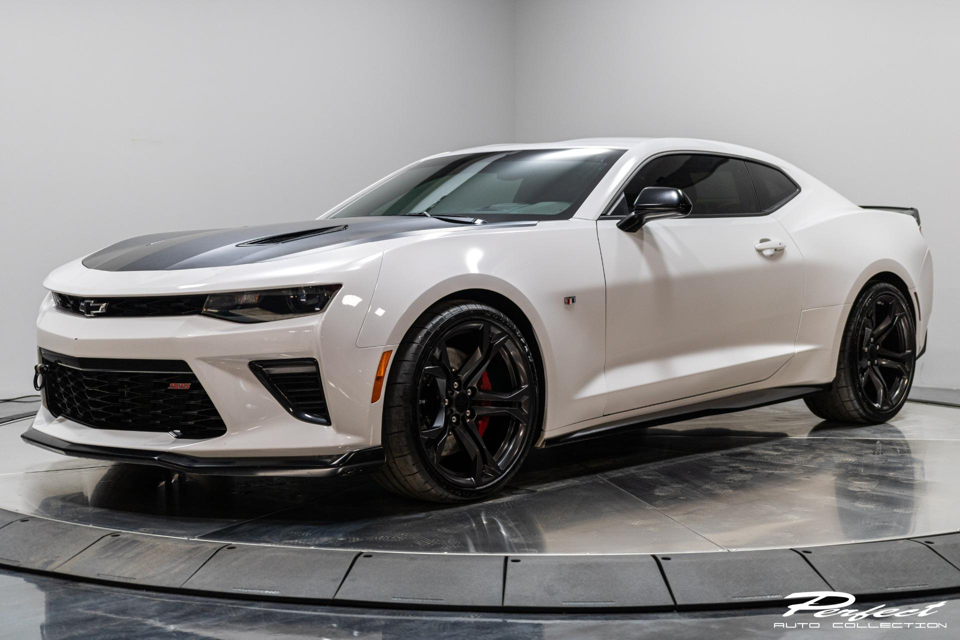 Used 2018 Chevrolet Camaro SS 1LE Track Performance Modified