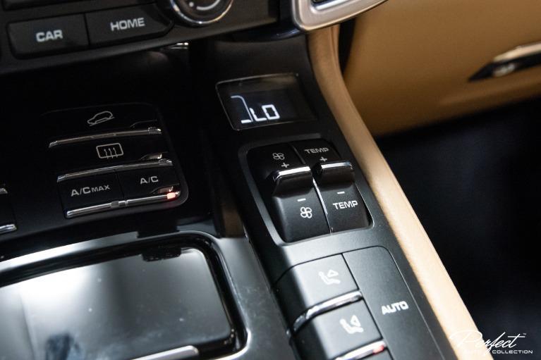 Used 2017 Porsche Cayenne Platinum Edition